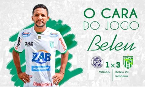 3658c5d6b43fe FUTEBOL  Vitória da Conquista vence Atlântico e lidera o Campeonato Baiano  2018