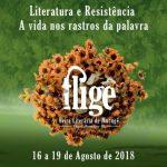 FLIGÊ 2018 : Está chegando a terceira edição da Feira Literária de Mucugê