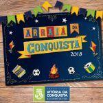 CONQUISTA: Prefeitura lança edital para contratação de atrações para o Arraiá da Conquista