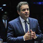 POLÍTICA: Alexandre de Moraes envia investigação sobre Aécio à Justiça de MG