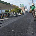 CONQUISTA: Avenida Genésio Porto começa a ser asfaltada