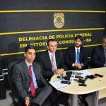 CONQUISTA: Operação Condotieri em coletiva PF da detalhes; ouça