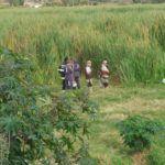 CONQUISTA: Polícia realiza busca de corpo na Lagoa das Bateias.
