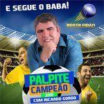 BRASILEIRÃO 2018: Confira os palpites da rodada do Campeonato Brasileiro com Ricardo Gordo