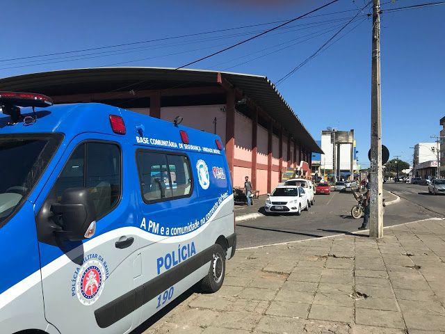 CONQUISTA: Base Móvel de Segurança funcionará na Feira do Bairro ...