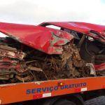 CONQUISTA: Identificado motorista que ficou gravemente ferido em acidente envolvendo carro e ônibus
