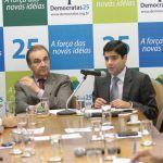POLÍTICA: Políticos do DEM são cotados para integrar eventual governo de Bolsonaro