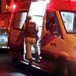 POLÍCIA: Homem é esfaqueado em porta de bar no bairro Urbis 6