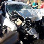TRAGÉDIA NA BR-116: Homem morre em colisão entre carro e carreta próximo a Manoel Vitórino