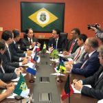Rui Costa assina carta dos Governadores do Nordeste e pede quitação de débitos federais com a Bahia