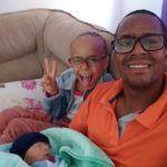 VIDA ALHEIA: Nasceu o filho do Gerson Gonzaga