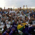 ESPORTE: Palmeiras vence o Vasco e é campeão brasileiro de 2018