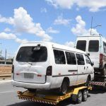 CONQUISTA: Em 24 horas, 5 vans foram apreendidas pela Prefeitura; operações continuam