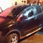 CONQUISTA: Casal é baleado dentro de carro na Av. Pará, homem morreu no local