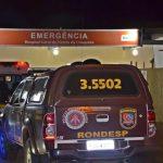 URGENTE: Homem que auxiliou assaltantes no roubo da SICOOB na prefeitura morre em confronto com a Rondesp