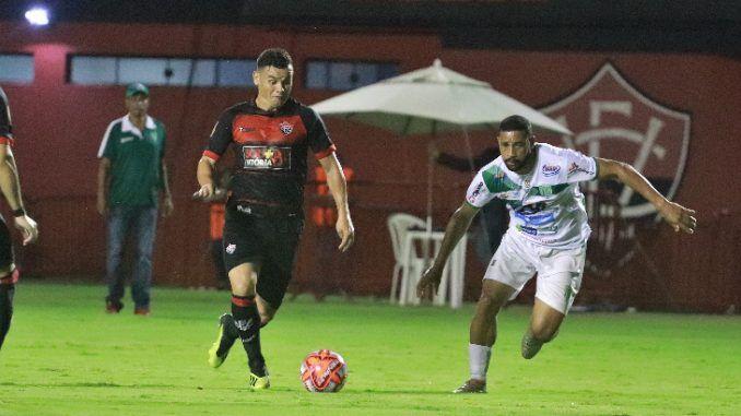FUTEBOL  Vitória da Conquista estreia com derrota no Campeonato Baiano em jogo  equilibrado e478ae6c498c1