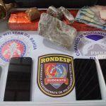 CONQUISTA: Rondesp desarticula tráfico de drogas em área nobre da cidade