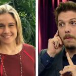 TV: Fernanda Gentil e Porchat comandarão programa no horário do 'Vídeo Show'