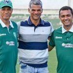 FUTEBOL: Vitória da Conquista apresenta oficialmente o técnico Everton Goiano
