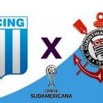 Alô Corintianos! Racing X Corinthians AO VIVO pela Sul-Americana