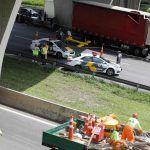 BRASIL: Testemunha viu homem pular de helicóptero pouco antes de queda