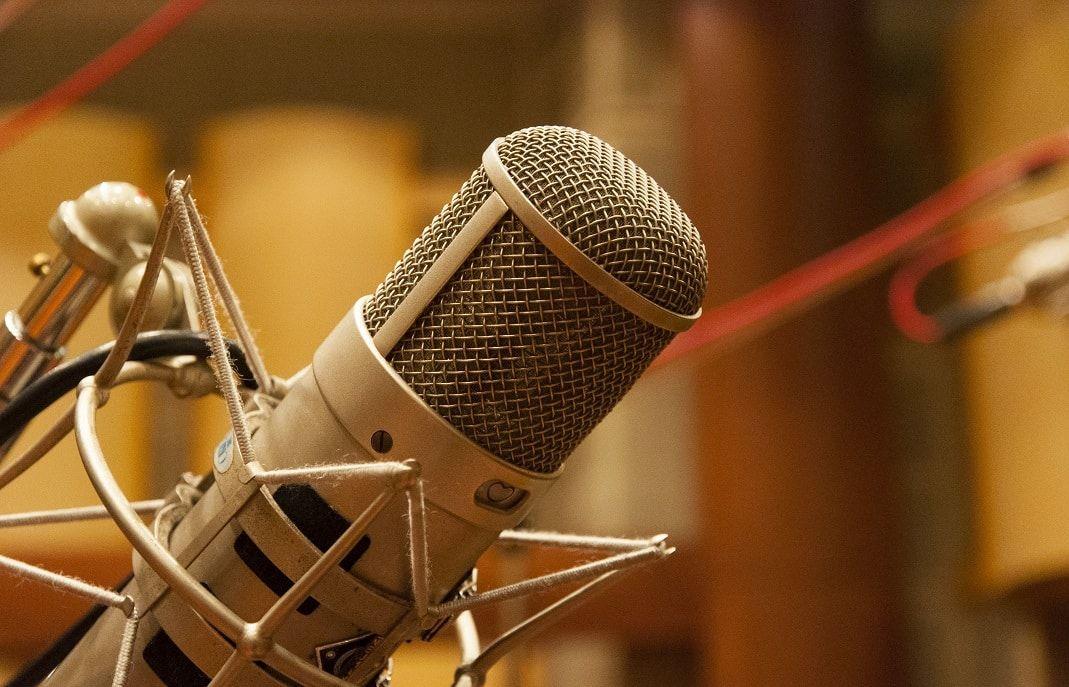 microfone rádio - Blog do Redação