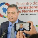 POLÍTICA: Governadores do Nordeste criam consórcio e Rui é escolhido presidente