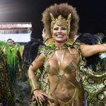 CULTURA: Mancha Verde é campeã do carnaval de São Paulo