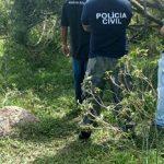 POLÍCIA: Corpo é encontrado com várias marcas de disparos de arma de fogo em Conquista