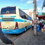 CONQUISTA: Já tem ônibus da Novo Horizonte no terminal de ônibus