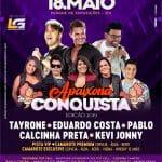 MÚSICA: Dia 18 de Maio tem Apaixona Conquista