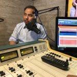 """REDAÇÃO BRASIL: Jackson Youshiura fala """"Que é vontade do prefeito regulamentar as vans, mas espera estudo…"""" – Ouça a entrevista"""