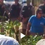 [VÍDEOS]: Polícia é chamada para encerrar protesto de pais de alunos na zona rural de Conquista