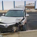 VOCÊ REPÓRTER: Mais um acidente registrado na J.Pedral – Confira o vídeo