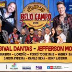 SÃO PEDRO: Belo Campo se prepara para uma grande festa
