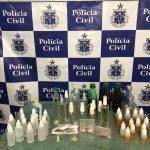 POLÍCIA: Apreensão de drogas no interior de festa privada em Ibicuí