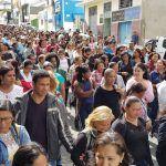 UNIFICADOS: sindicalistas e servidores ocupam ruas da cidade e ameaçam greve