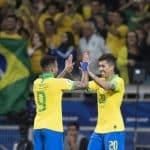 FUTEBOL: Próxima parada Maracanã, Brasil na final da Copa América