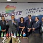 POLÍTICA: Com CNPJ constituído, Consórcio do Nordeste dá início às ações em Brasília