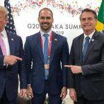 """Falei Tá Falado: Eduardo Bolsonaro embaixador: """"Não tem competência"""""""