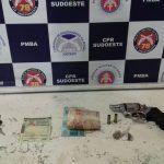 POLÍCIA: Suposto entregador de lanche fica ferido em confronto