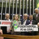 """""""A reforma proposta pelo governo Bolsonaro é das mais perversas e maldosas já apresentadas"""", comenta Waldenor"""