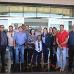 Vereadores visitam aeroporto Glauber Rocha de Vitória da Conquista