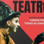 ARTE: Cursos livres de teatro da CazAzul