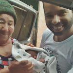 Mulher dá a luz dentro de carro no povoado de Abelhas