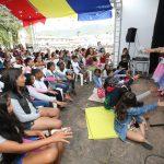 FLIGÊ 2019: Fligêzinha garante espaço e participação da criançada