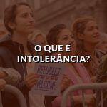 Falei Tá Falado: sobre intolerância, racismo e violência