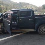 JEQUIÉ: Colisão entre caminhonete e carro deixa um morto e dois feridos
