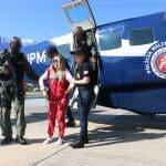 'Dona Maria' é transferida para Bahia: forças policiais montaram operação de guerra