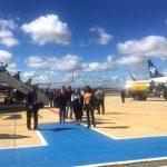 Conquista: Aeroporto Glauber Rocha aumenta em 76% a movimentação total de passageiros
